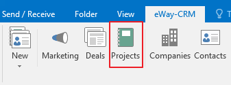 Projects Module Icon