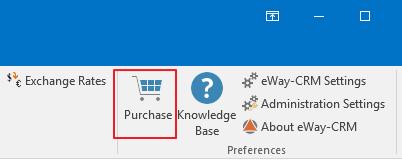 Kjøpe eWay-CRM