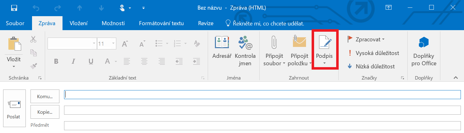 Outlook Singature 1