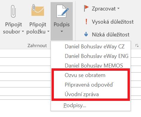 Outlook Singature 6