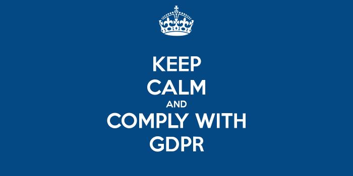 GDPR CRM