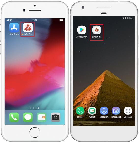 Ikona eWay-CRM Mobile