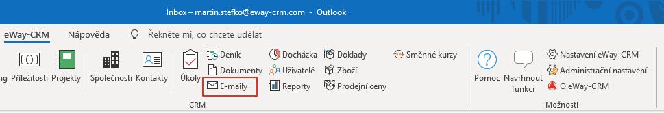 Ikona E-maily