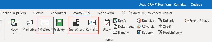 Moduly pro zaslání hromadného e-mailu