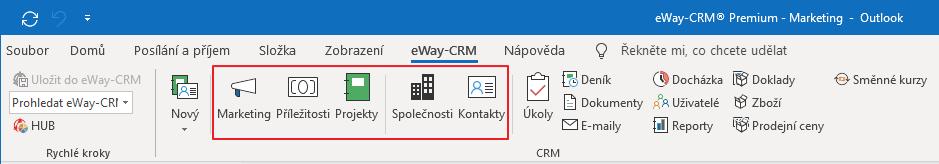 Moduly eWay-CRM