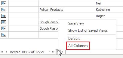 All Columns