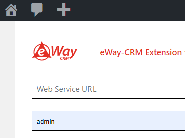 Login into eWay-CRM
