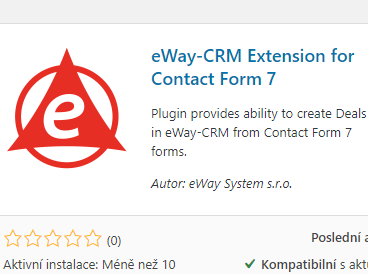 eWay-CRM Extension
