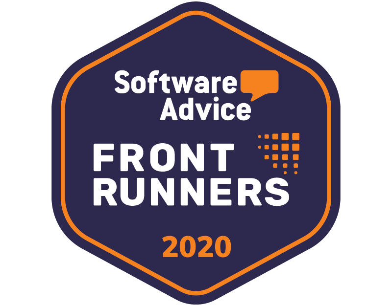 SoftwareAdvice Front Runners 2020