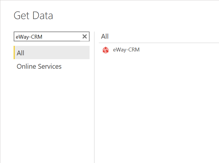 Get Data in PowerBI